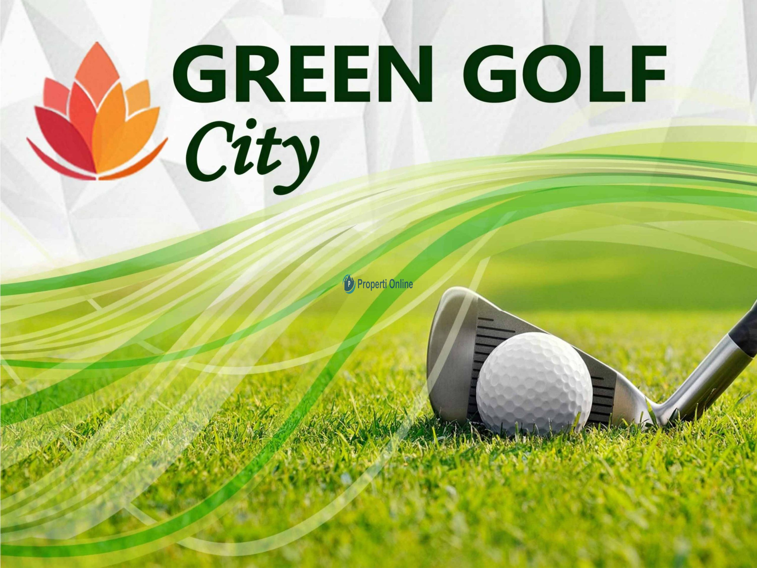Green Golf City Tangerang