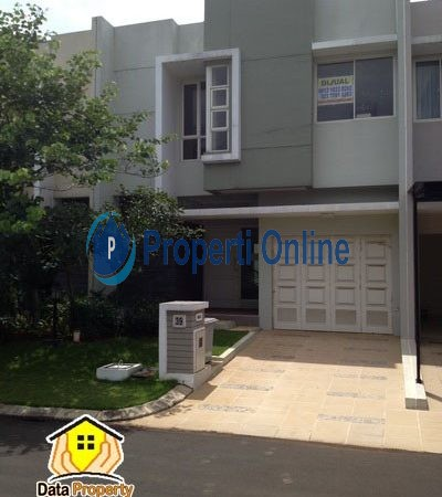 Rumah Cluster Canary The Spring Summarecon Gading Serpong