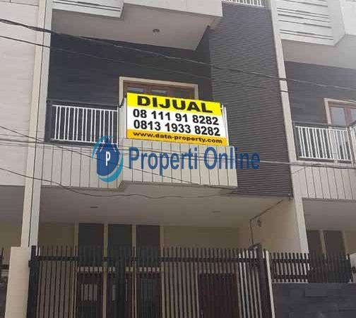 Rumah Baru Dutamas Jelambar