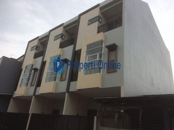 Rumah Baru Utama Sakti Wijaya Kusuma Jelambar